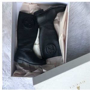 Girls Gucci Boots Size 11/28